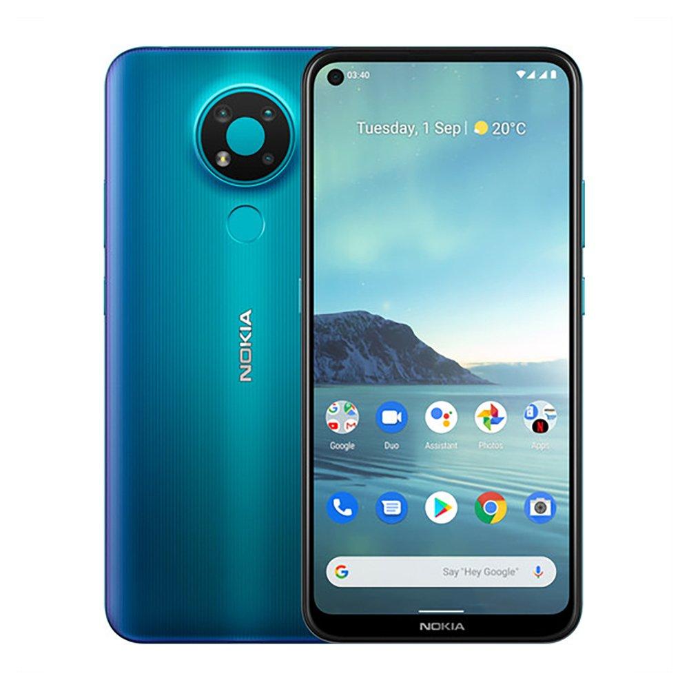 Nokia 3.4 64GB|4GB Dual SIM - Blue